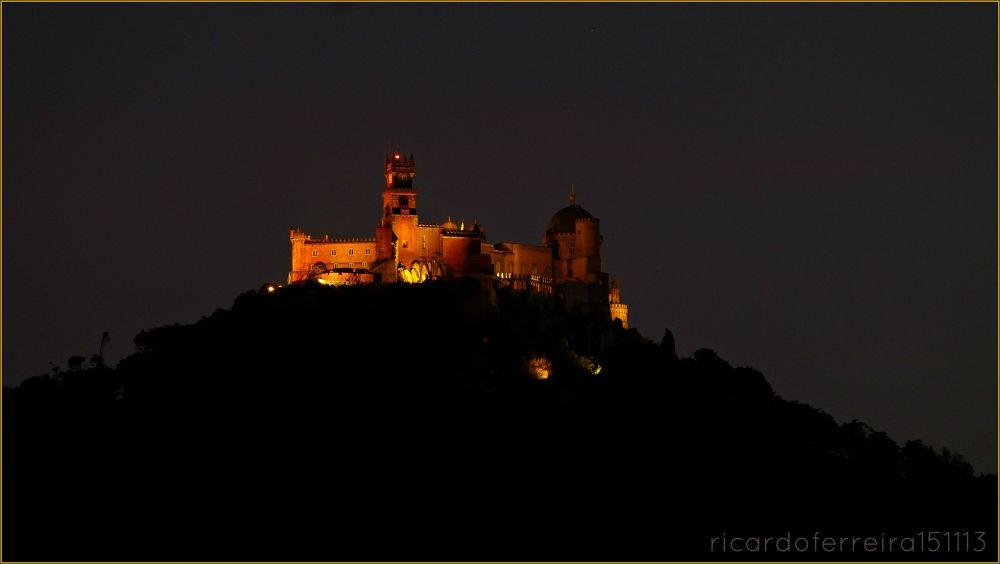 Sintra, palácio da Pena. by ricardoXPTOferreira