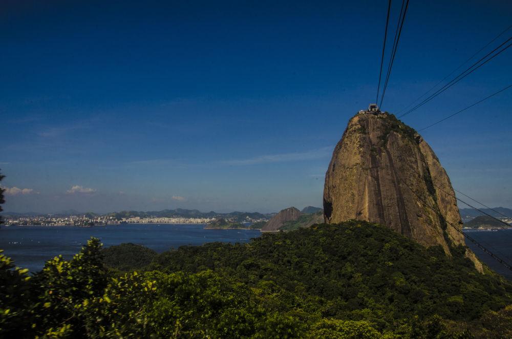 Photo in Cityscape #pão de açúcar #pan de azucar #brasil #rio de janeiro #nikon