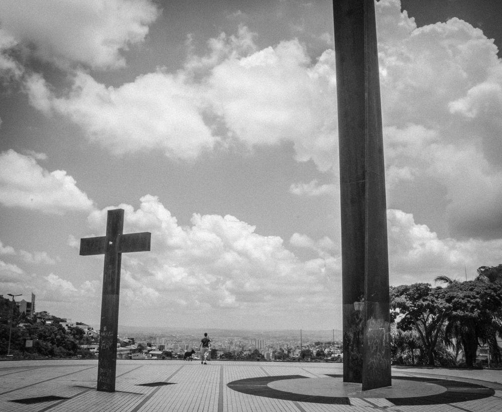 Photo in Cityscape #minas gerais #praça do papa #belo horizonte #brasil #brazil #nikon