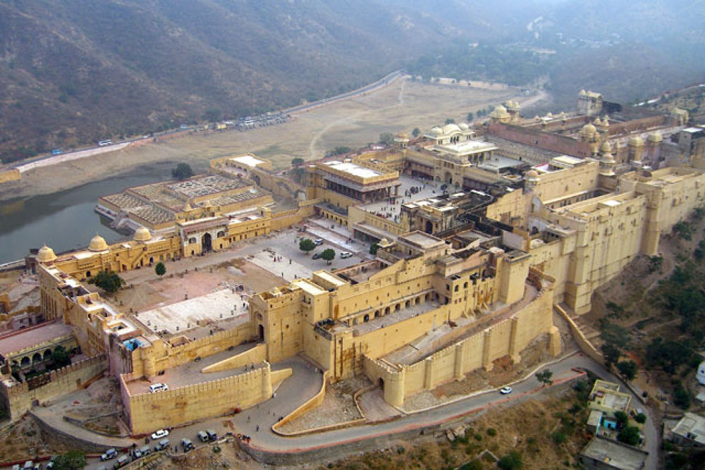 Amer Fort Rajasthan Tours by sanathpollemore
