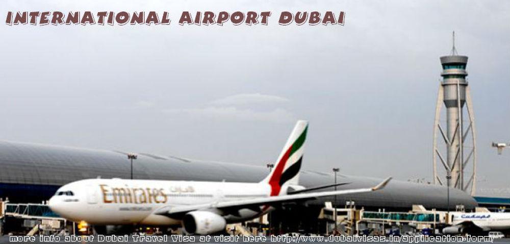 International Airport Dubai by sanathpollemore