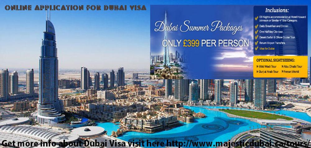 Online Application For Dubai Visa by sanathpollemore