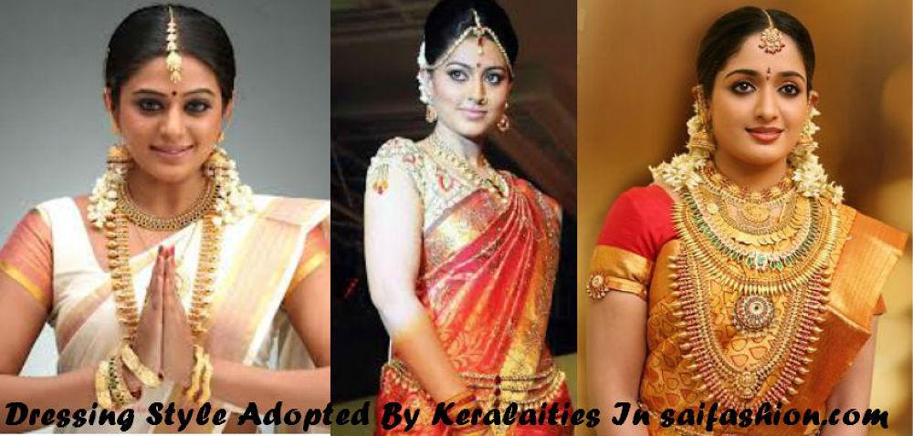Bridal Sarees In Kerala by sanathpollemore