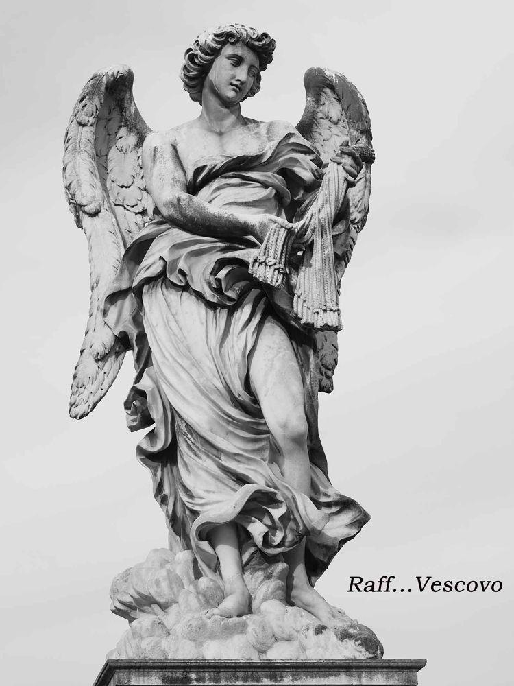 the Angel by eleilsentiero