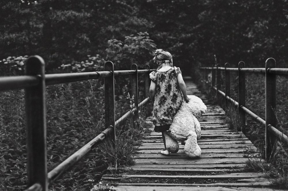 Photo in Portrait #child #portrait #b&w
