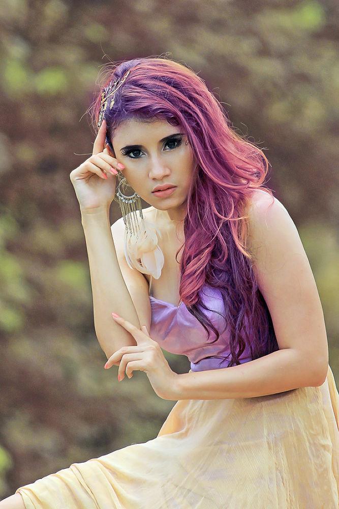 Photo in Portrait #girl #eye #hair