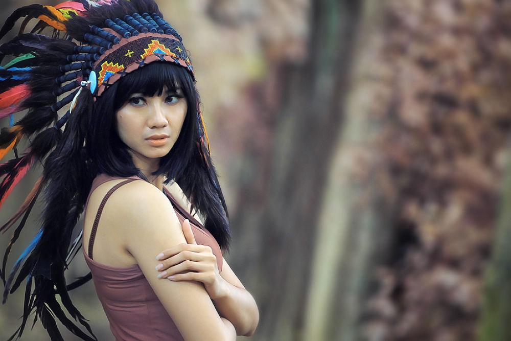 Photo in Portrait #model #indian #beauty