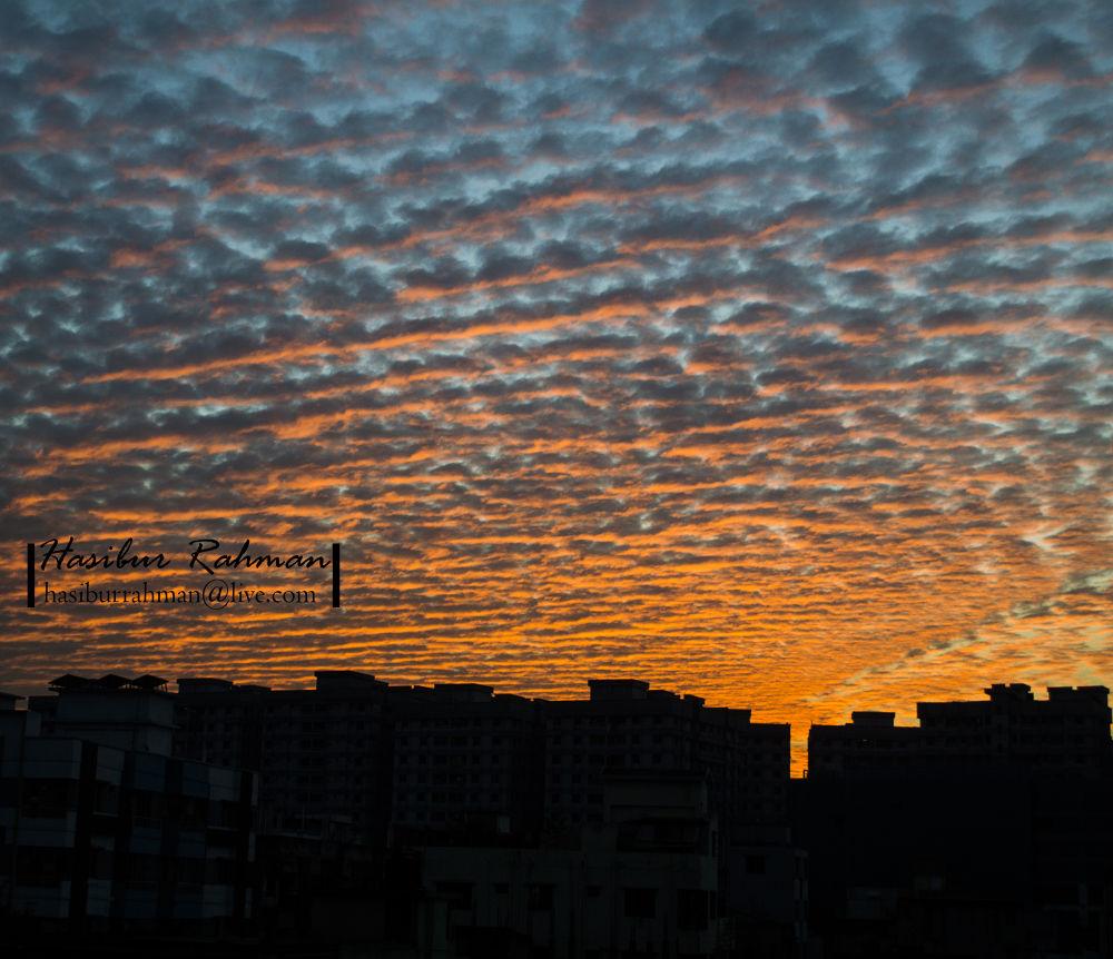 Sunset by Hasibur Rahman