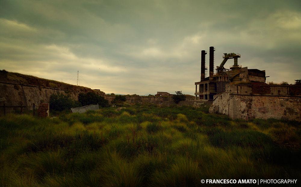 Photo in Landscape #san raineri #messina #sicily #italy #landscape