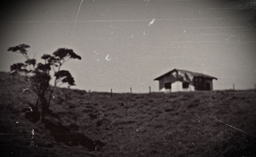 Photo in Black and White #old effect #black and white #old house #house #place #any place