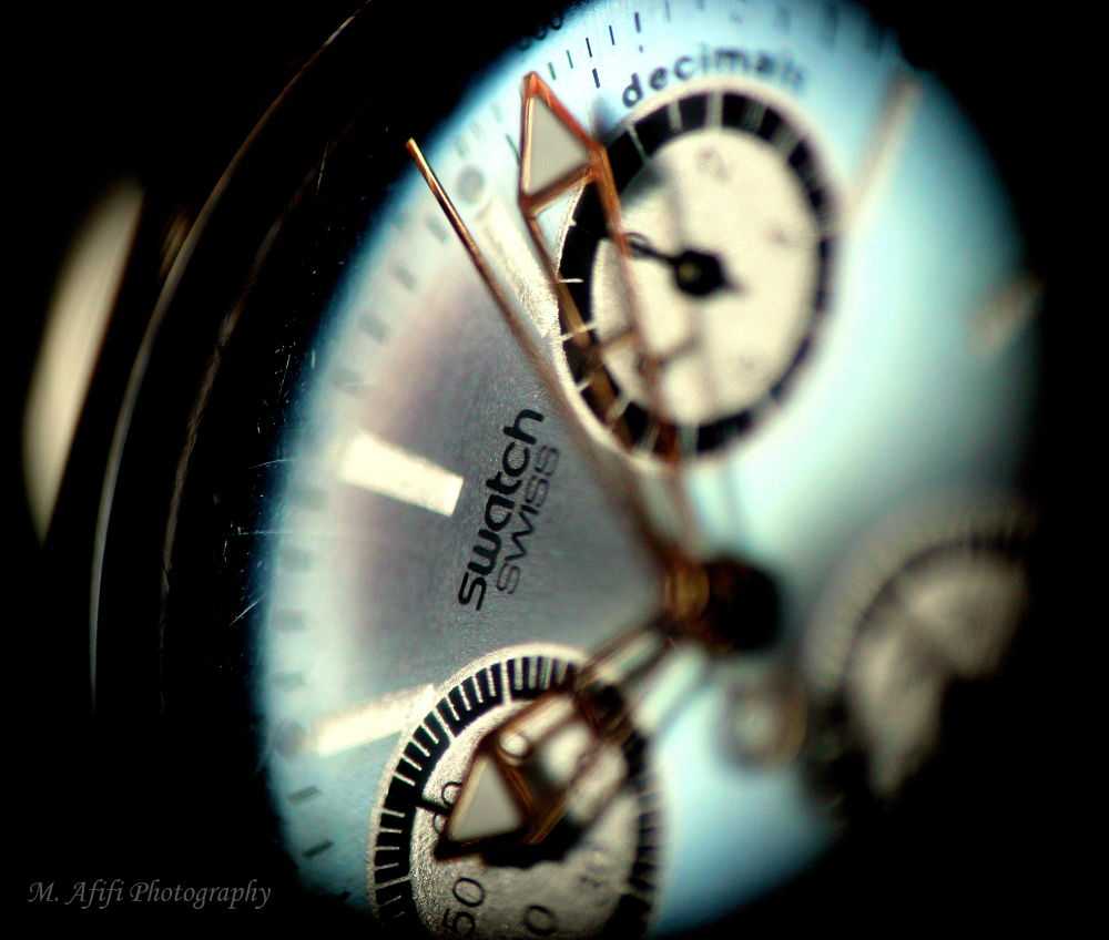 Time by M. Afifi