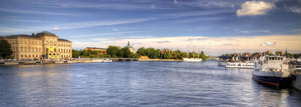 Stockholm- Sweden by TJPhotography