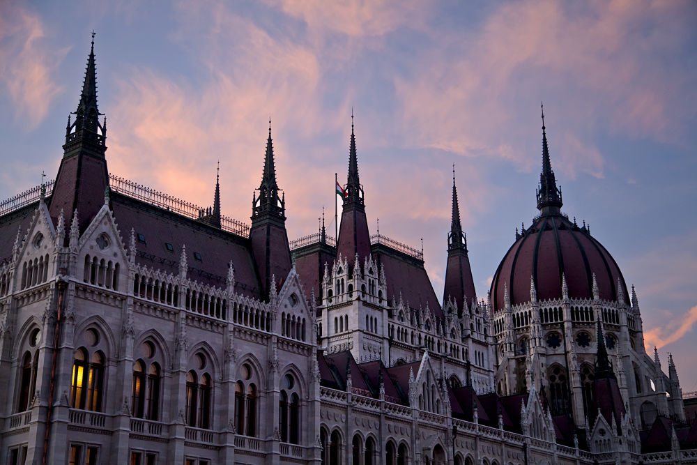 Budapest Parilament by TJPhotography