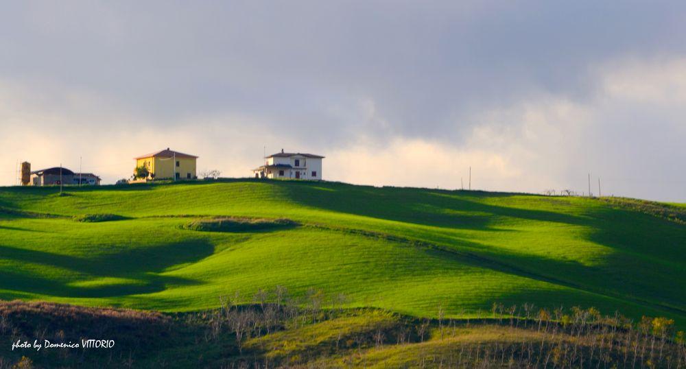 landscape on Teramo's hillside (1) by abruzzoteramano