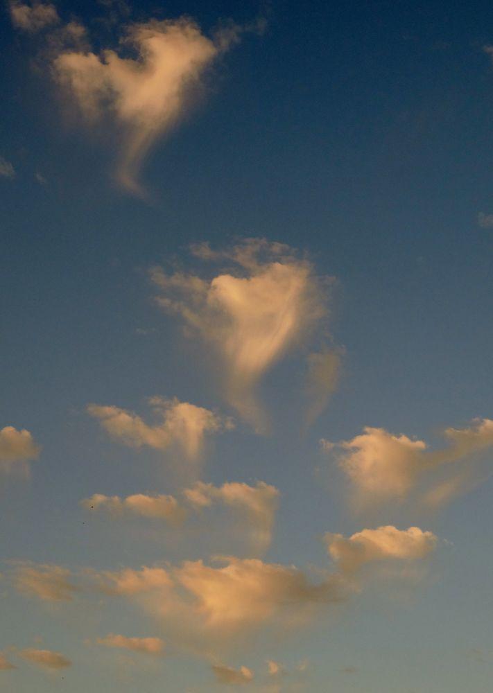 Cornets de nuages by BRISYL