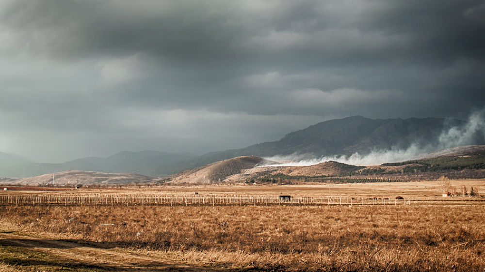 After storm... by hristofortashev