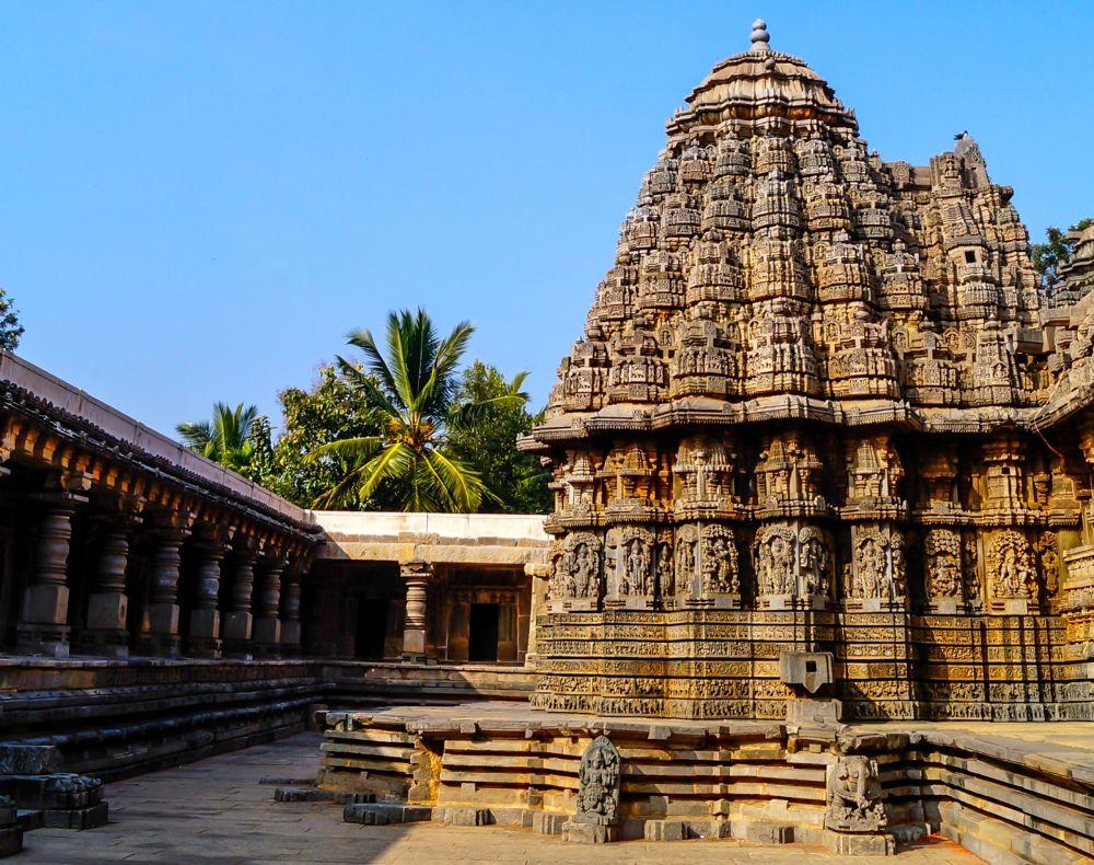 Somnathput Temple by Sinosh VA