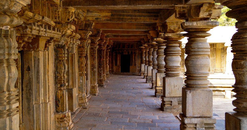 Somnathpur temple by Sinosh VA