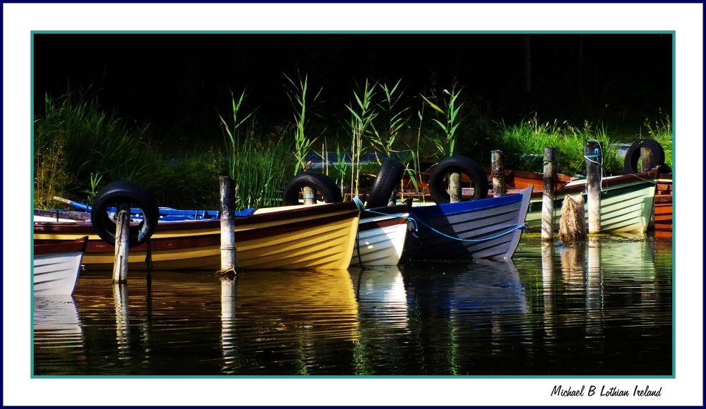 boats by MBLothian57