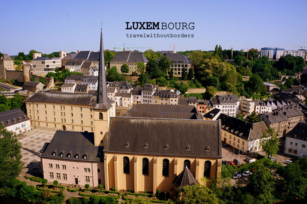 What I Love About Luxembourg! by travelwoborders