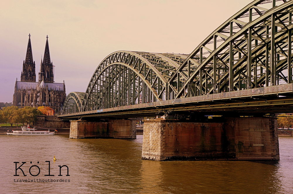 The Dom by The Bridge!  by travelwoborders