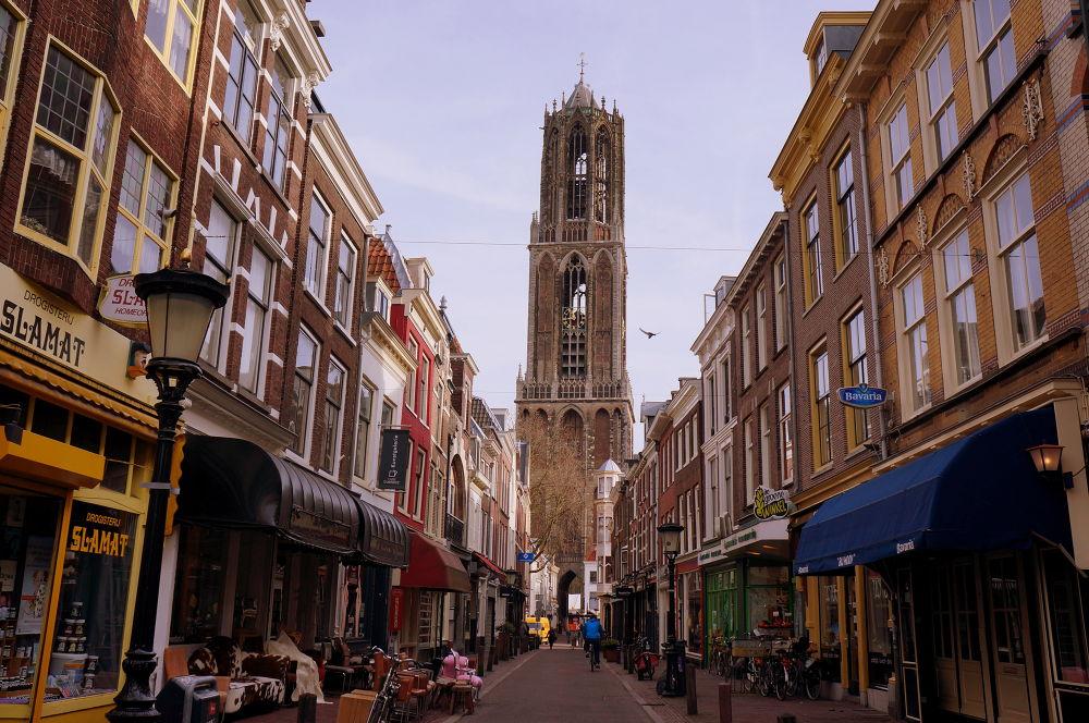 Irresistible Utrecht! by travelwoborders