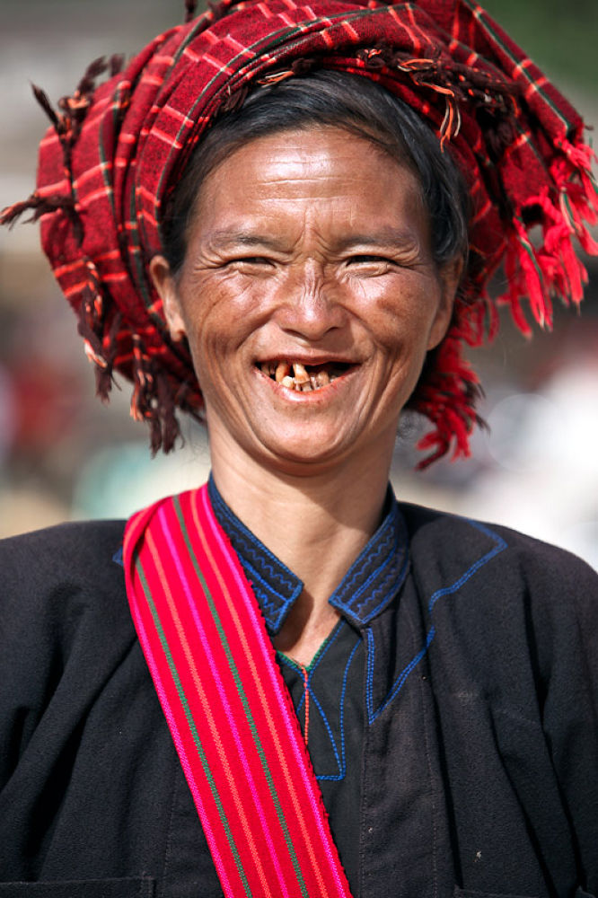 Pa-Oh people by perakman