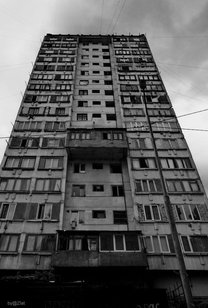Tbilisi  Aftermath CCCP by zlatanklaric