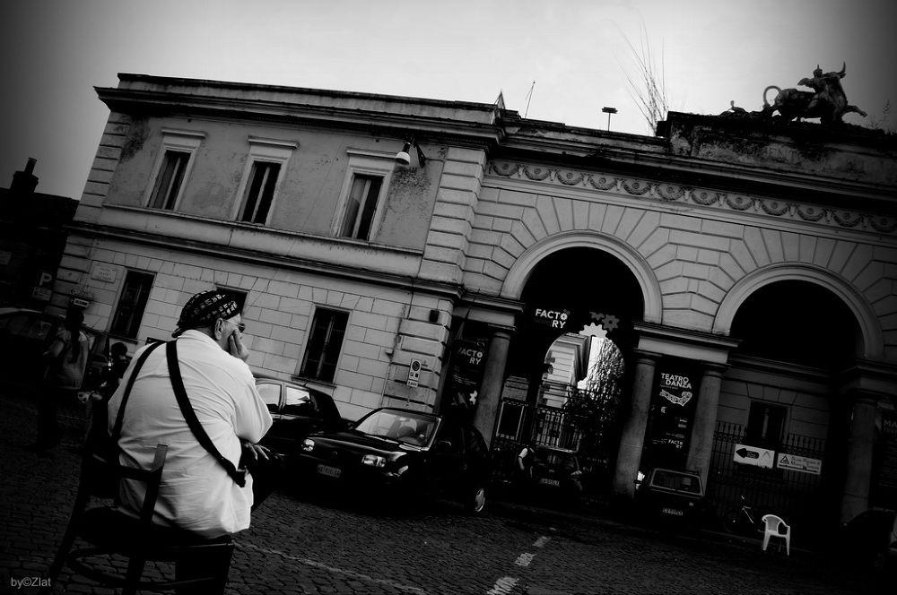 Abnonymous - Slaughterhouse Rome by zlatanklaric