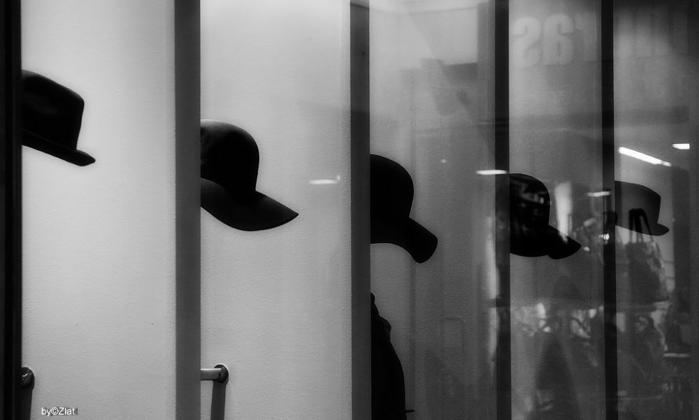 Five hats by zlatanklaric