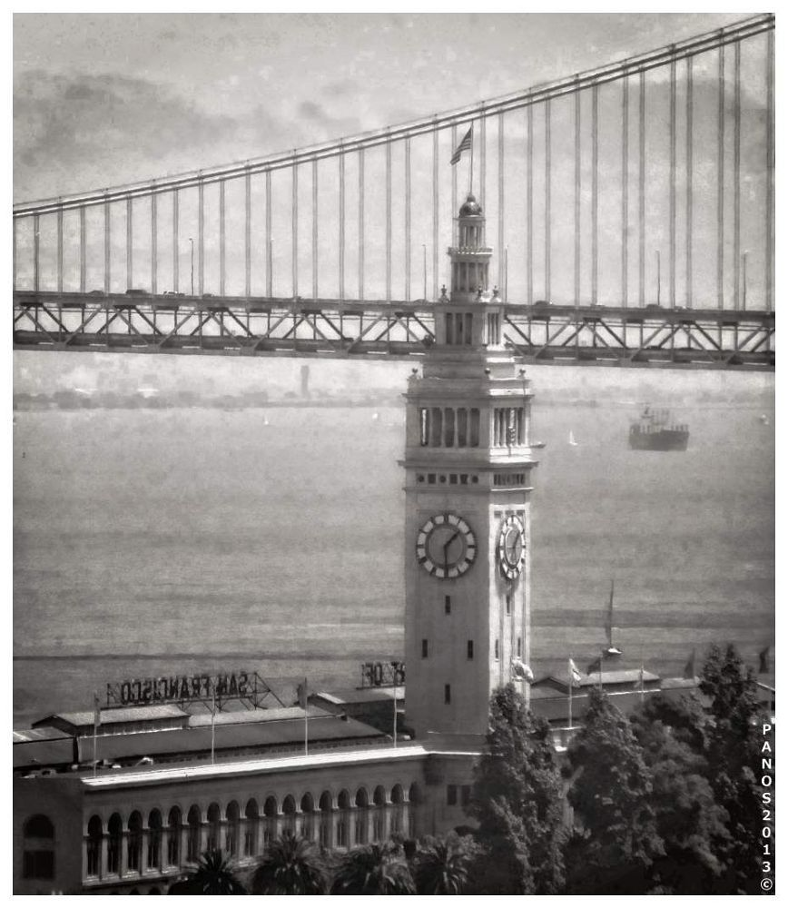 Port of San Francisco  by Panos