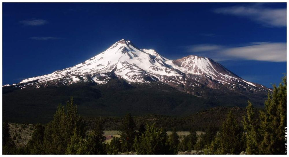 Faces of Mount Shasta-A photographic study by Panos