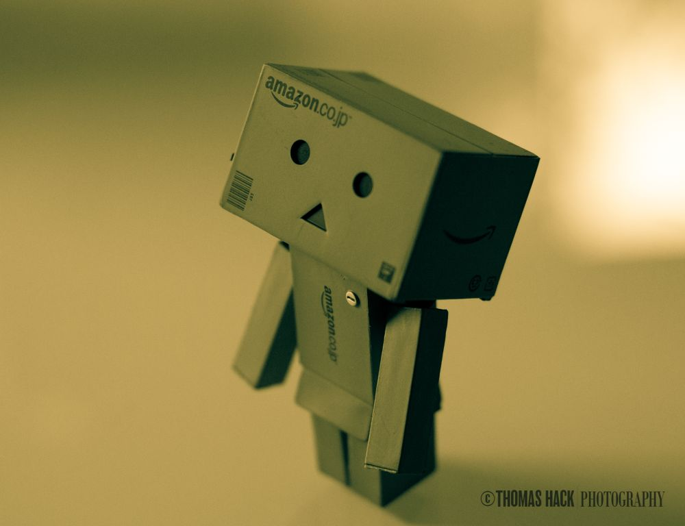 Danbo by ThomasHack