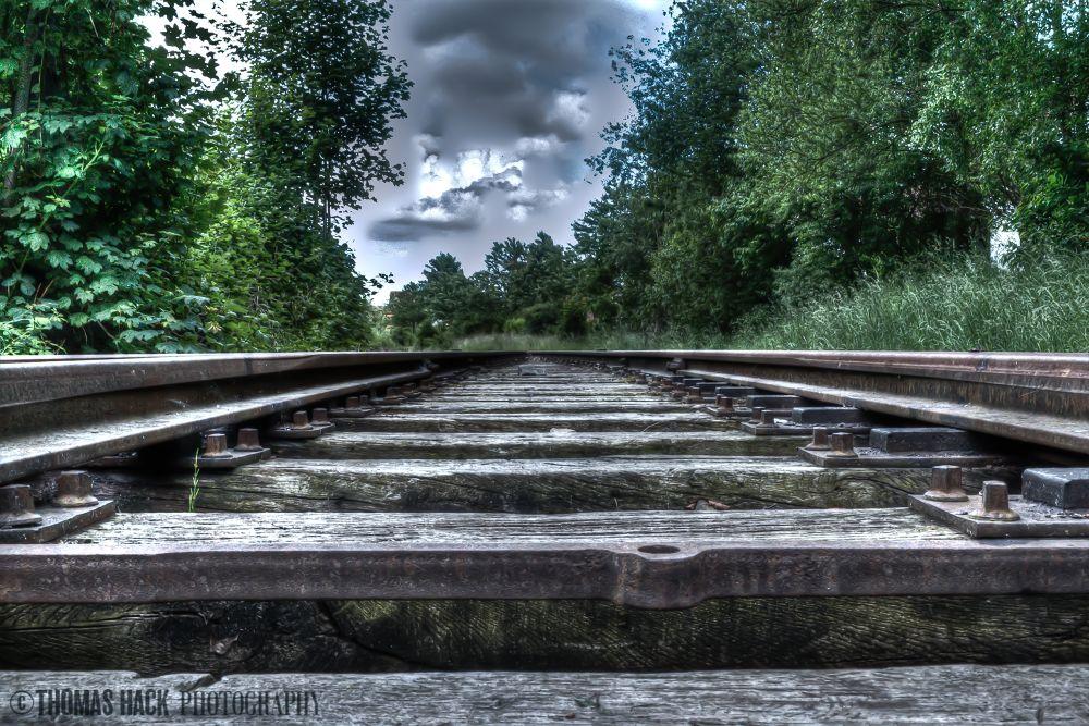 Railroad by ThomasHack