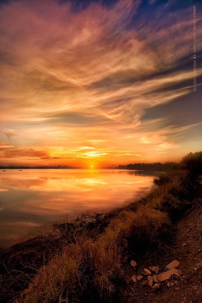 Sunset dreams by Dariusz Lakomy