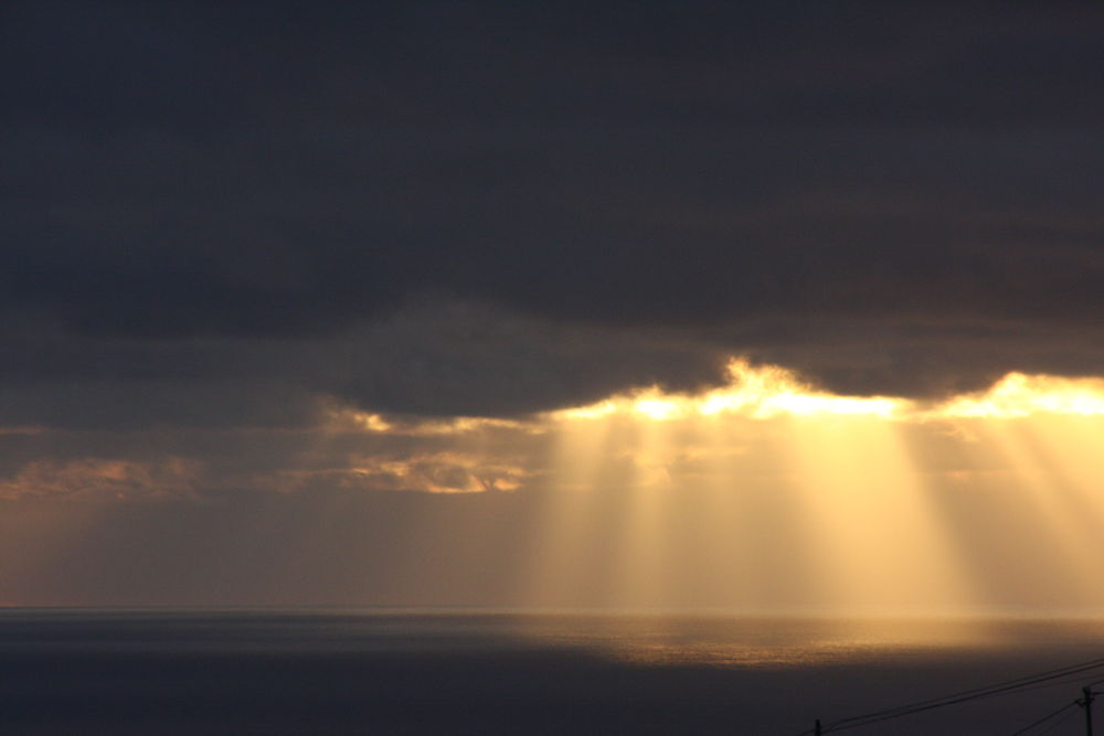 Last sunset 2013 in Madeira Island...Portugal... by CarlosMataPhotographe