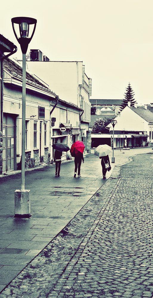 walk in the rain by MCAdel