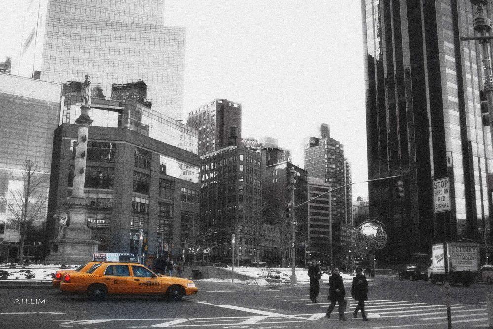 NYC by Sammi