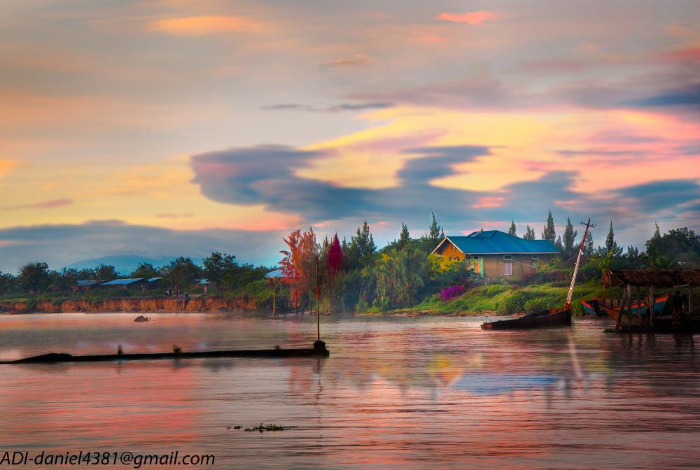 Morning Cottage Lake Albert.jpg by daniel4381