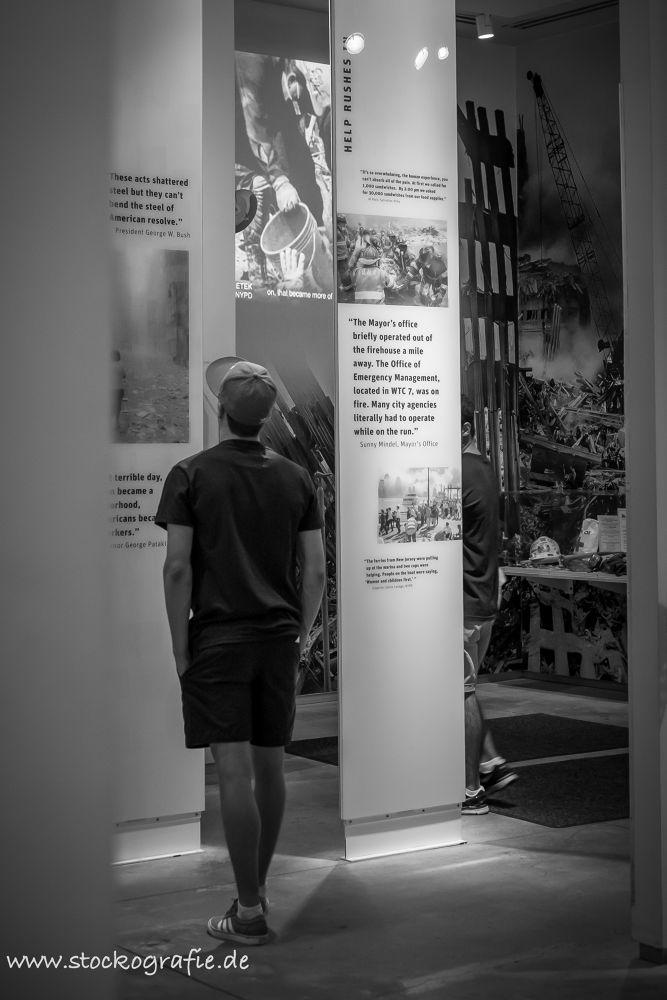 9/11 Memorial by stockografie