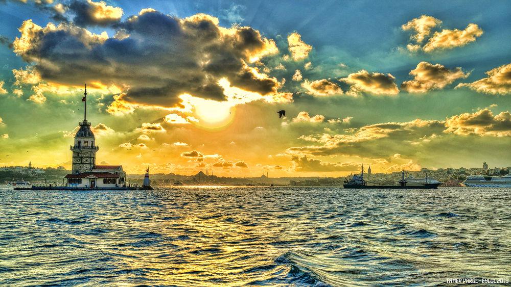 Güneş'in Veda'sı by Taner VAROL