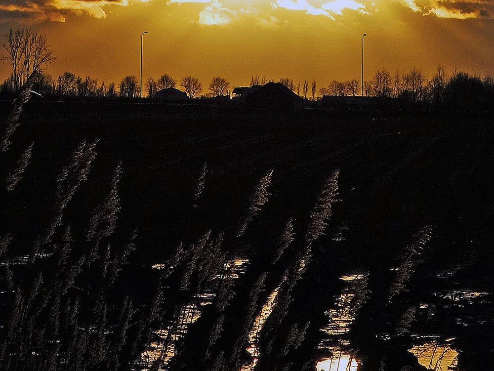 Evening in Odijk by hugodejong35