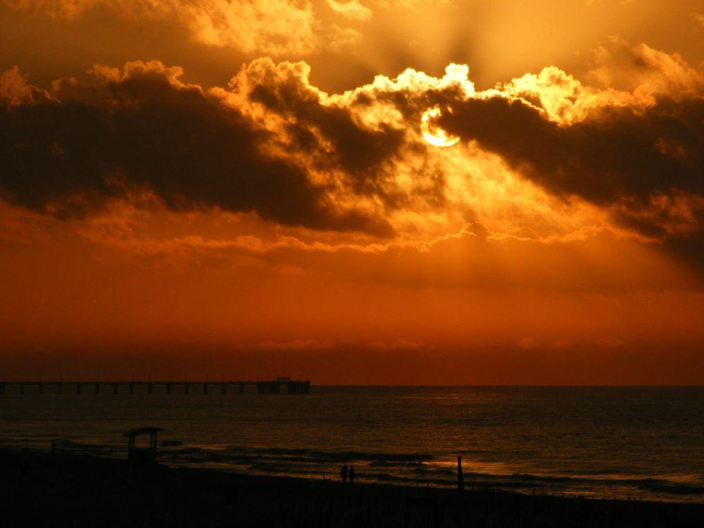 Sunrise on the Balcony by PRAZZI