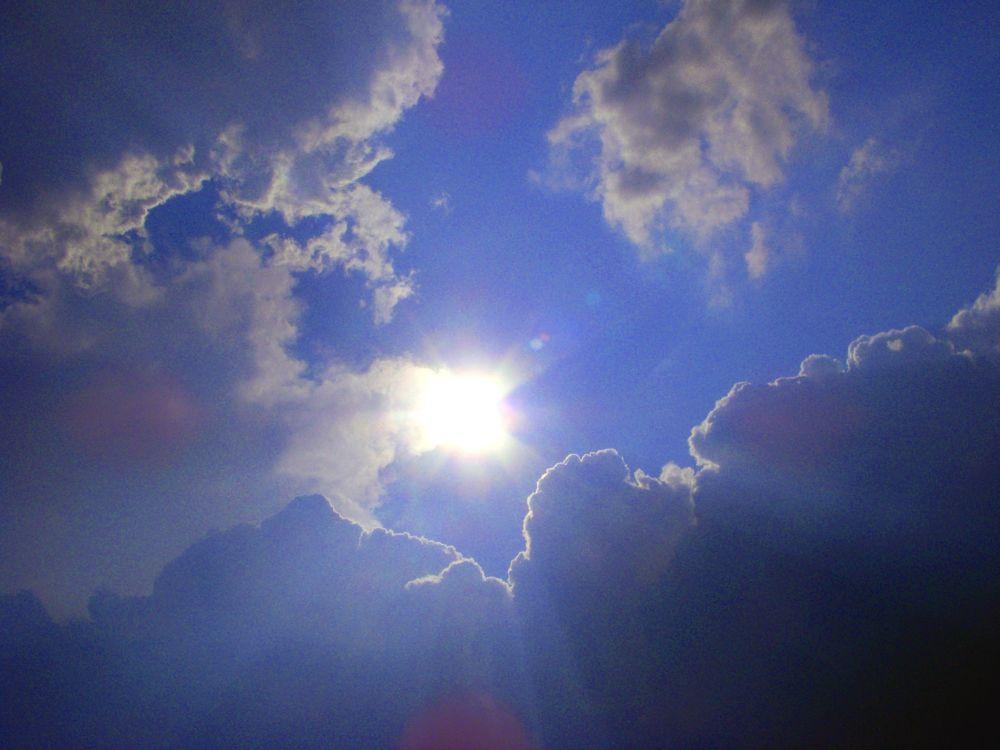 Break in the Clouds by PRAZZI