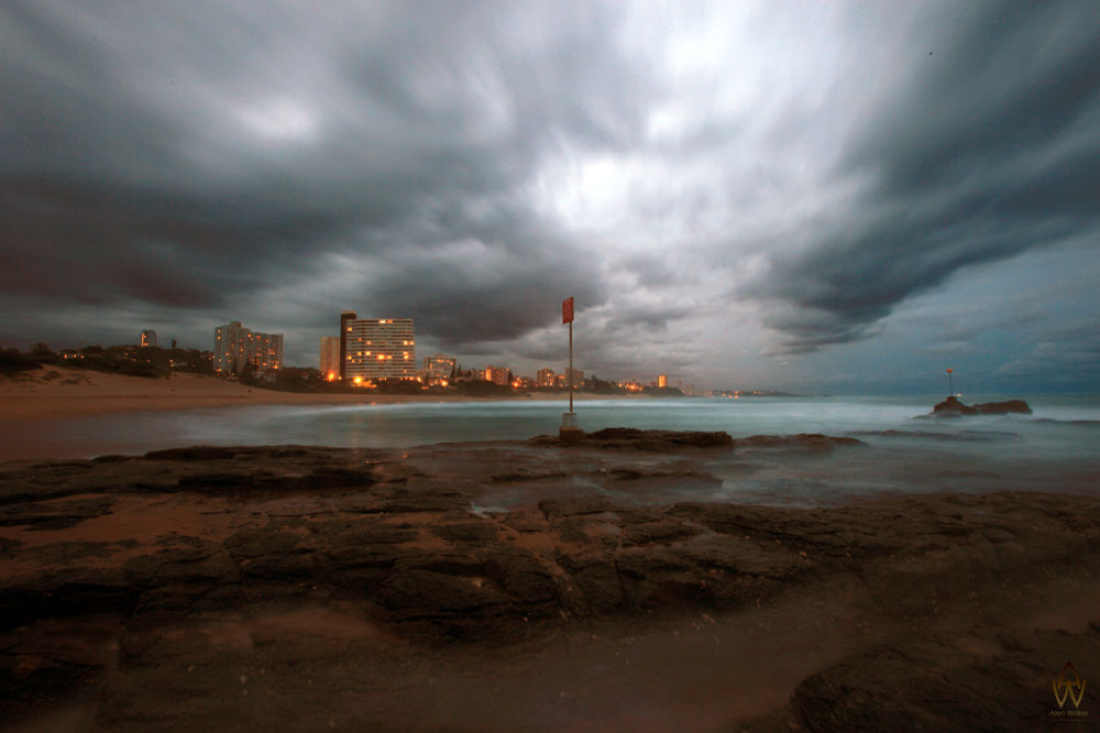 Cold Front by Allen Walker Photography