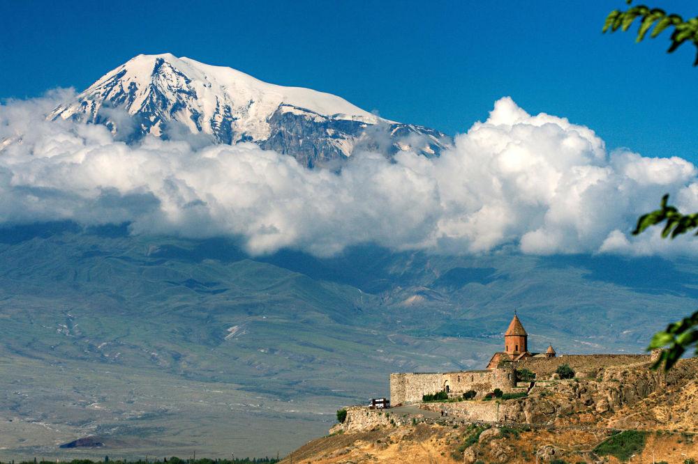Armenia by donthinker