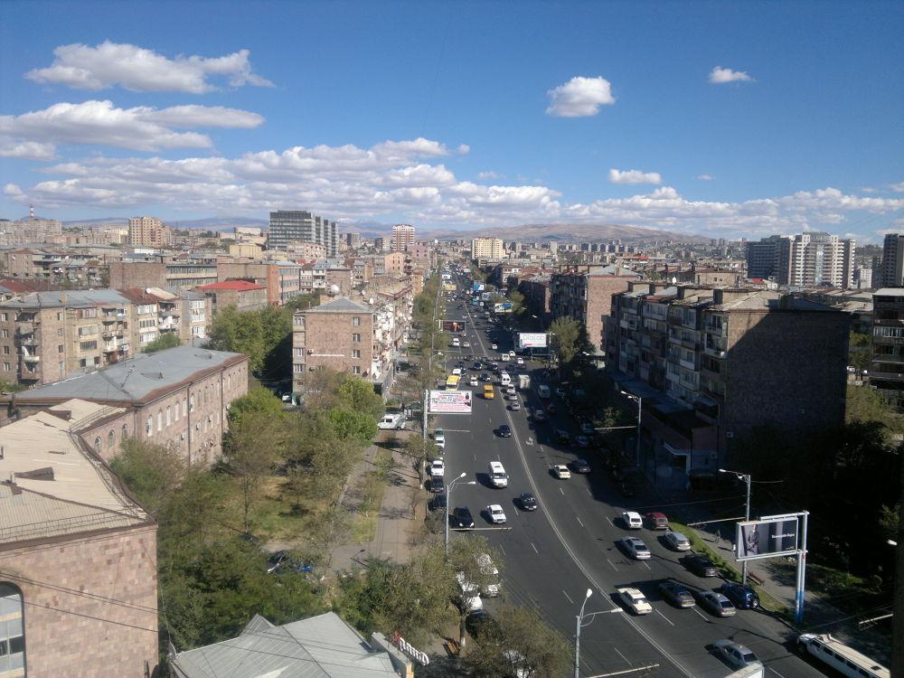 Yerevan by donthinker