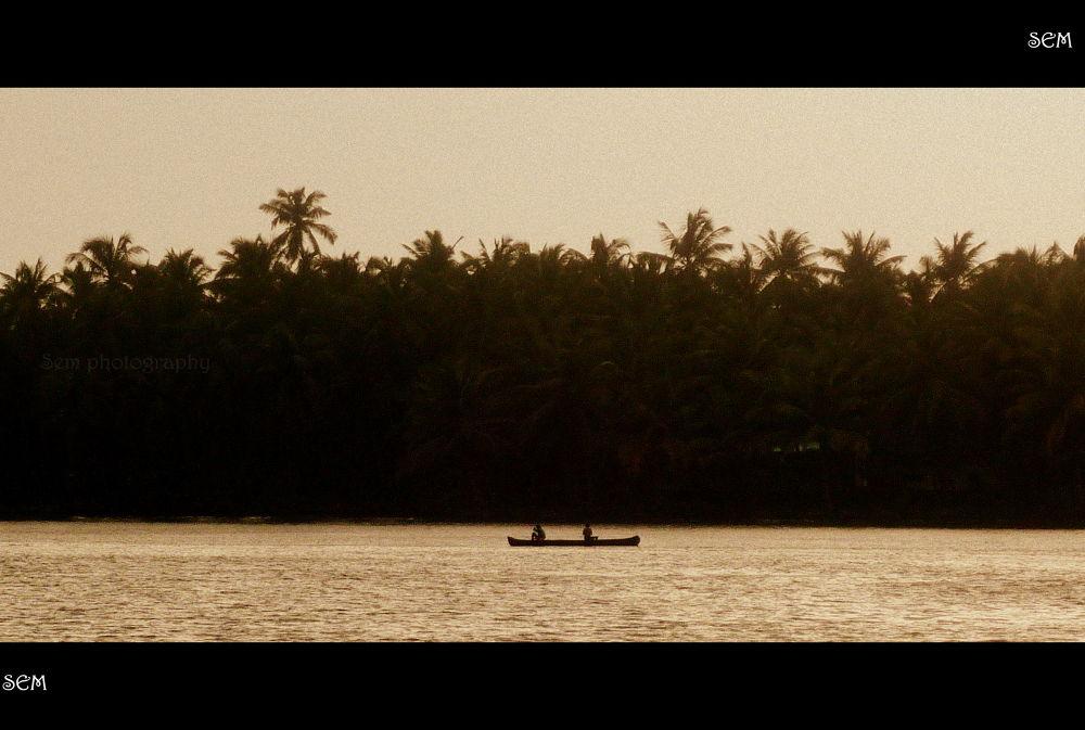 Evening Fishing - Copy by SEM