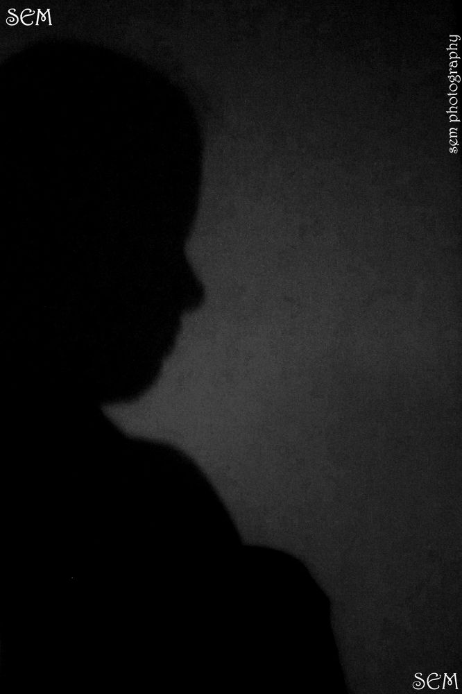 The Shadow....! by SEM
