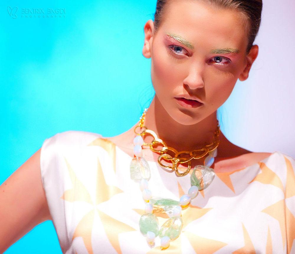 Malta Fashion Week/work by BeatrixBagdiCompositionartist